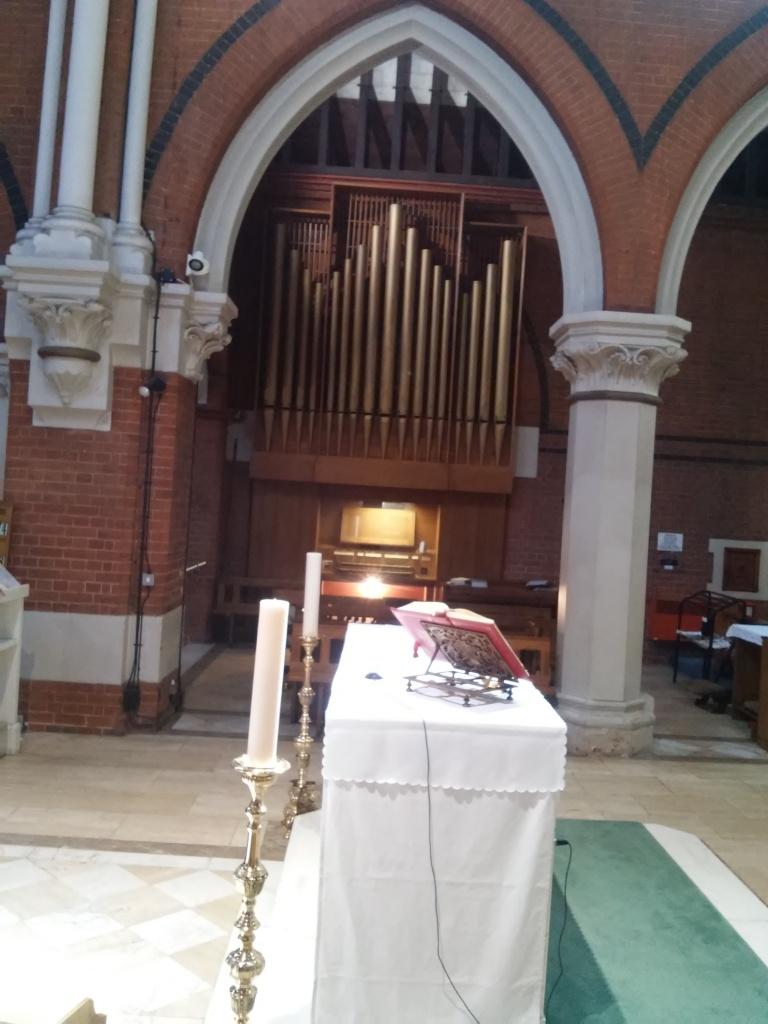 Sacred Heart Church, Eden Grove, Holloway, London, N7