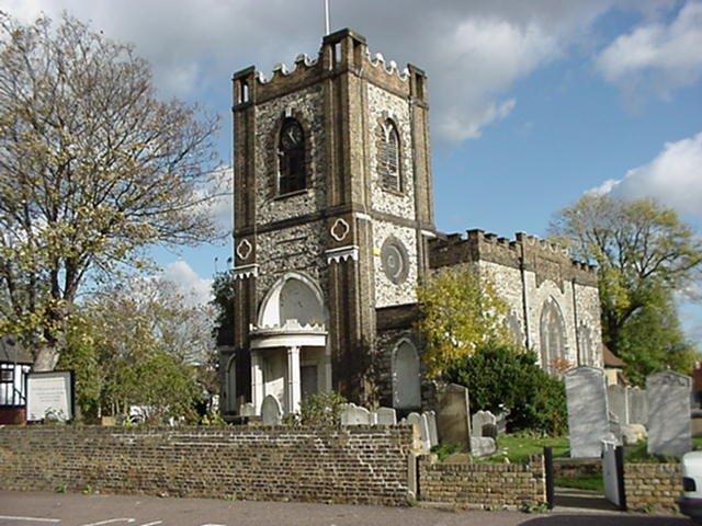 SS Peter and Paul parish church, Dagenham, Essex