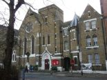 Sacred Heart Church, Eden Grove, Holloway, London, N7