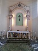 All Saints, Poplar (1823) the sanctuary c.2000