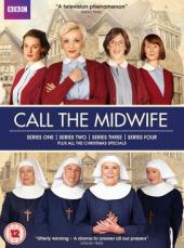 Call the Midwife: BBC TV promotional material