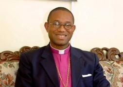 Bishop Trevor Mwambe, Rector of Barking, Assistant Bishop of Chelmsford