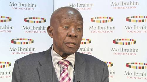 Sir Quett Masire, 2nd President of Botswana