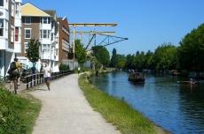 Hackney Wick canalside, c2013