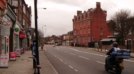 Garratt Lane, Earlsfield, c.2015