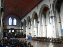 St Mary-of-Eton church (1890), London E9, looking west, c.2000