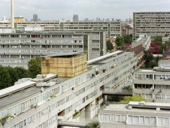 Aylesbury Estate, c.1997