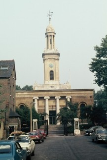 St Peter's Walworth (1825), c.2014