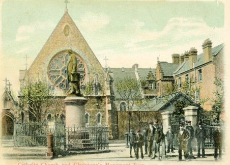 Church of Our Lady and St Catherine of Siena (1870), Bow, London E3 c.1900