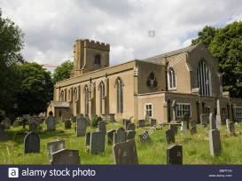 St Mary's church, Walthamstow, London