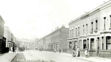 Villa Street, Walworth, c.19o7