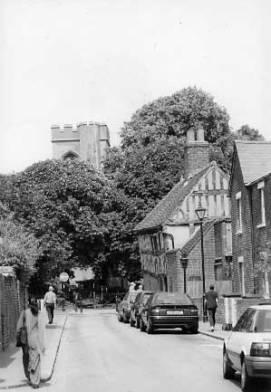 Walthamstow Village, c.1998 https://commons.wikimedia.org/wiki/File:Walthamstow_Village,_1998.jpg