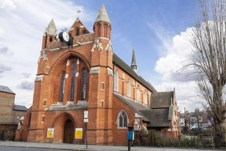 St Andrew Earlsfield, London UK c.2015