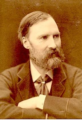 John Dando Sedding (1838-91), 1882, by H. S. Mendelssohn (1847-1908).