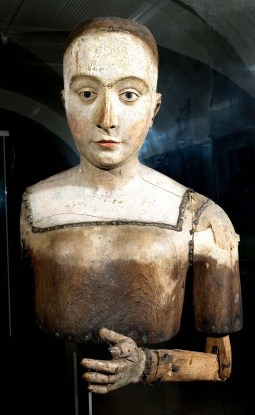 Funeral effigy of Elizabeth of York (1465-1503) Westminster Abbey Museum © Dean and Chapter of Westminster
