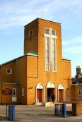 The church of Our Lady & St. Joseph, Islington, N1. Source: parish website.