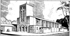 Church of Our Lady & St Joseph, London N1. Source: Evinson