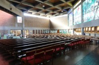 Interior, the church of St Paul the Apostle, London N22. Source: 'Photographs of London Churches'.