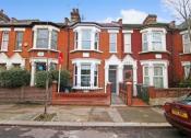 Houses in St Barnabas Road, Walthamstow, London, c.2015.