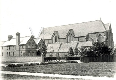 St Michael and All Angels, Walthamstow, London E17, c.1907 (J.M. Bignell, 1885). http://boroughphotos.org/walthamforest/