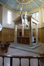 St Mary Newington, London. Chancel, 2018. [Source: ttps://londonchurchbuildings.com]