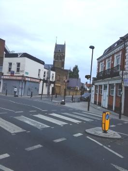 St Matthias Stoke Newington, London N16, c.2019