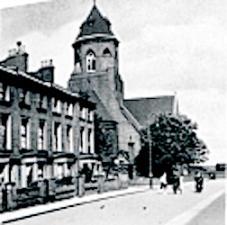 St Thomas Agar twon, photograph